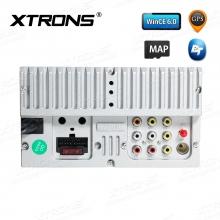Навигация двоен дин за KIA с WinCE PF81SPKS, GPS, DVD, 8 инча