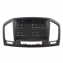 Навигация двоен дин OPEL Insignia с Android 8.1 OP0805A81 , GPS, WiFi, DVD, 8 инча