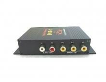 Цифров телевизионен приемник DVB-T MPEG-4 HD за мултимедии