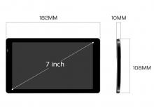 Четириядрена GPS навигация ORION ROAD MASTER 7, Android 6, WIFI, 16GB, Bluetooth