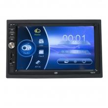 Универсална мултимедия двоен дин PNI V6270, Bluetooth, USB, 7 инча + КАМЕРА