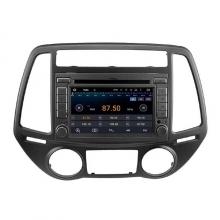 Навигация двоен дин Hyundai i20 с Android 7.1 MKD-350, GPS, WiFi, DVD, 8 инча