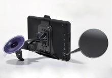 GPS MEDIATEK E7CAM + камера за задно виждане БОНУС