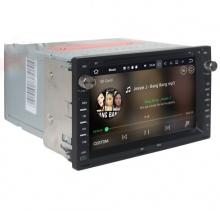 Навигация двоен дин VW GOLF PASSAT SHARAN с Android 9.0 VW0701A9, GPS, WiFi, DVD, 7 инча