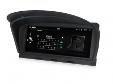 Навигация за BMW E90 E60 CIC  H9860BM с Android 7.1 GPS, WiFi, 8.8 инча