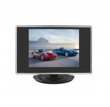 Комплект 3.5 инчов LCD монитор + камера за задно виждане за камиони и автобуси XH5040