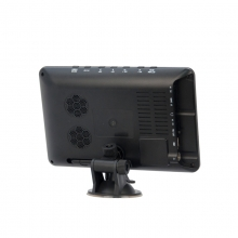 Портативен мултимедиен телевизор с цифров тунер DVB-T2 MSTAR D2 7 инча
