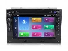 Навигация двоен дин за RENAULT MEGANE (03-10) с Android 10 R7100H GPS, WiFi, DVD, 7 инча