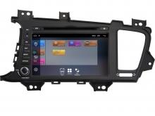 Навигация двоен дин за KIA OPTIMA K5 (11-14) с Android 10 K8650H GPS, WiFi, DVD, 8 инча