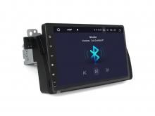 Навигация двоен дин за BMW E46  с Android 9 BM4432H GPS, WiFi, 9 инча