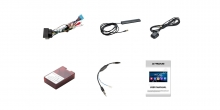 Навигация двоен дин за OPEL Android 10 PC70VXV-B, WiFi, GPS, 7 инча