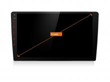 Навигация двоен дин за SKODA NEW FABIA (15-19) с Android 8.1 SK5219H GPS, WiFi, 9 инча
