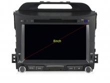 Навигация двоен дин за KIA SPORTAGE (11-15) с Android 10 K4002H GPS, WiFi,DVD, 8 инча