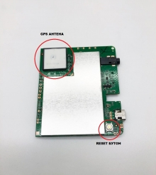 Главна платка за GPS навигация M3655 - 800MHZ, 256MB RAM, 8GB