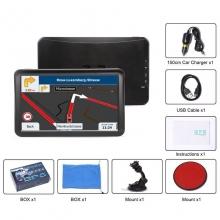 GPS навигация с 9 инчов екран MEDIATEK E9, 256MB RAM, ВГРАДЕН СЕННИК