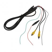 TFT LCD 9 инчов монитор за връзка с камера за паркиране, DVD, VCR, CCTV с 2 видео входа