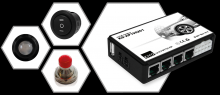 KIYO D ULTIMATE Advanced Protection 2 сензора