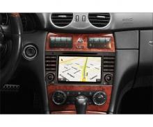 """Навигация двоен дин за Mercedes C-class, CLK, CLC ES8169C с Andorid 10, 7"""""""