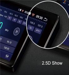 4-ядрена навигация двоен дин ATZ за FORD KUGA, Android 8.1, 1GB, 16 ROM