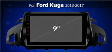 4-ядрена навигация двоен дин ATZ за FORD KUGA, RDS, Android 9.1, RAM 1GB, 16GB
