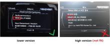 ATZ 4-ядрена навигация двоен дин за AUDI Q3, RAM 2GB, 32GB, Android 10