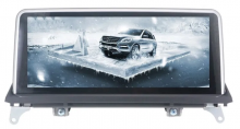 4-ядрена GPS навигация ATZ за BMW F15 X5, Android 10, 2GB RAM, 32GB