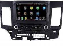 Мултимедийна навигация за Mitsubishi Lancer MI8870H, ANDROID 10, DVD, 8 инча