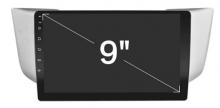 ATZ осемядрена навигация двоен дин за Lexus / Toyota Harrier Android 8.1, RAM 2GB, 16GB