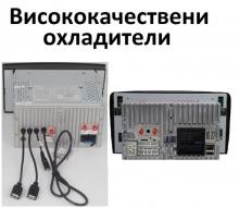 8-ядрена GPS навигация ATZ за Audi A6 Android 10, GPS, RAM 4GB, 64GB