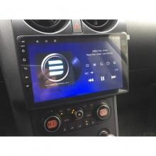 GPS навигация двоен дин за NISSAN QASHQAI ATZ, 9 инча, 2GB RAM, Android 10
