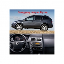 Двоен дин навигация ATZ за SSANGYONG KYRON ACTYON, GPS, 2GB, ANDROID 10, 7 инча