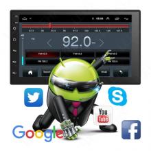 GPS двоен дин навигация за ML W163 AT 7025 7 инча, Android 9.1, 1GB RAM, WiFi