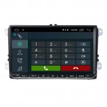 Навигация двоен дин за Skoda OCTAVIA, YETI, FABIA, SUPERB SK9MTK8227A, 1GB, Android 10, 9 инча