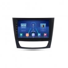 Мултимедия с навигация BZ9MTK8227A за Mercedes W211, 9 инча, Android 10