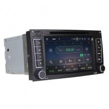 8-ядрена навигация двоен дин ATZ за VW Tuareg / Multivan T5, Android 10.1
