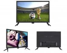 Портативен телевизор DVB-T2 LEADSTAR D19 с цифров тунер, HDMI