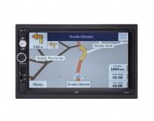 Универсална мултимедийна навигация двоен дин PNI V8270, MP5 GPS, Bluetooth, 7 инча