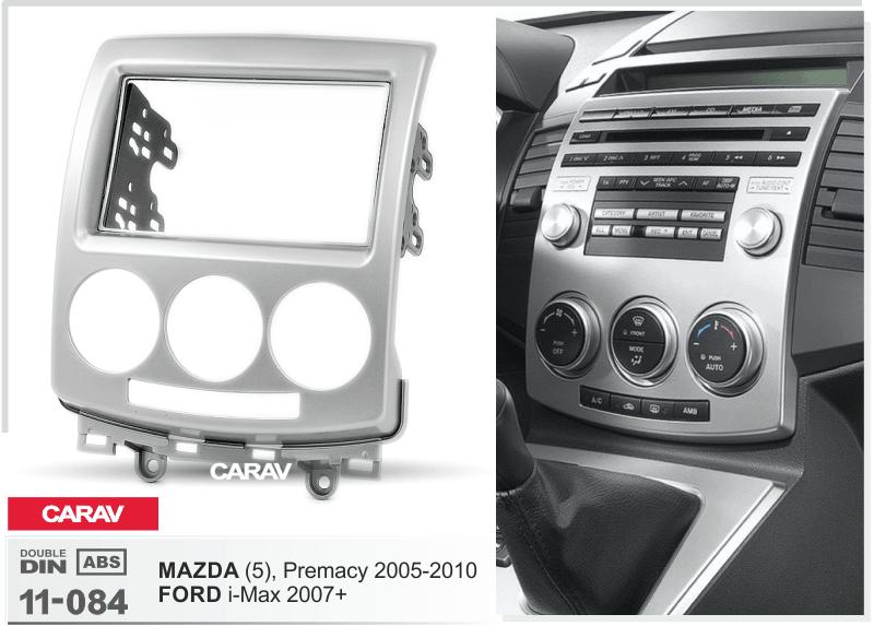 Преден панел за Mazda 5, Premacy, Ford i-Max  ICE/ACS/11-084