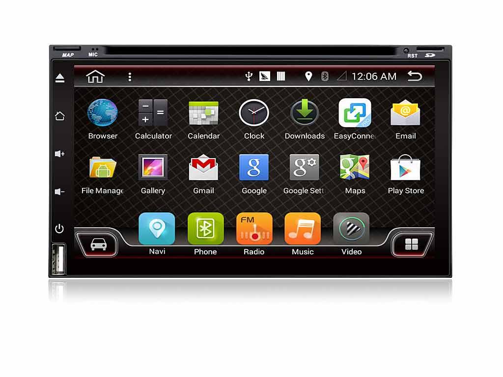 8-ЯДРЕНА УНИВЕРСАЛНА НАВИГАЦИЯ ДВОЕН ДИН 70Z4120H GPS Android 10