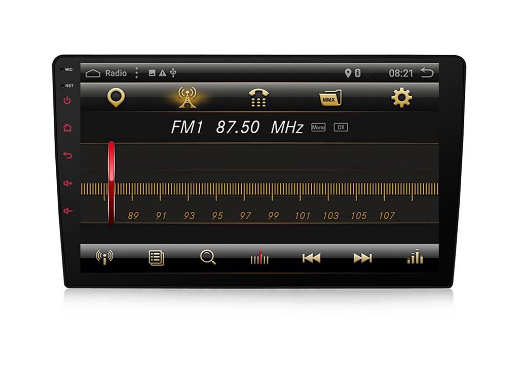 Навигация двоен дин за HONDA Civic  с Android 7.1 H5190H GPS, WiFi, 9 инча