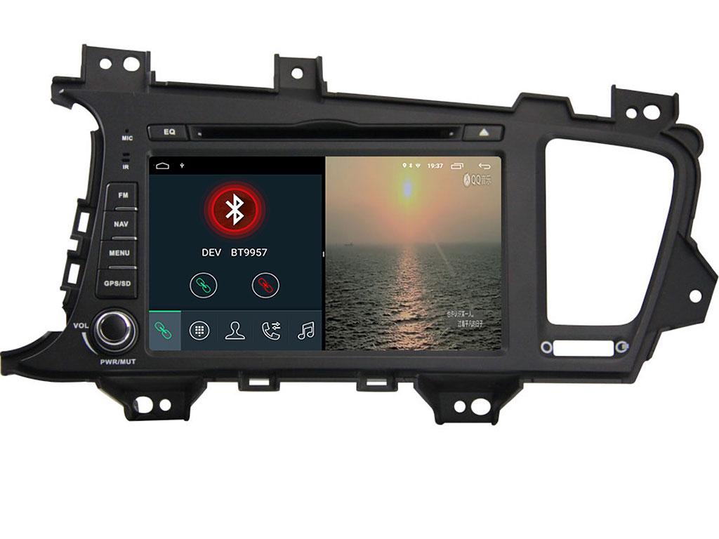 Навигация двоен дин за KIA OPTIMA K5 (11-14)с Android 10 K8650H GPS, WiFi, 8 инча