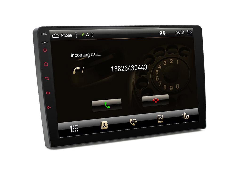 Навигация двоен дин за HYUNDAI ELANTRA (10-16) с Android 7.1 HY5730 GPS, WiFi, DVD 9 инча
