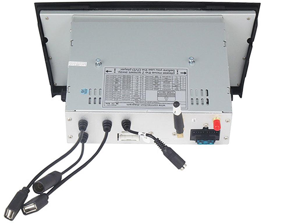 Навигация двоен дин за BMW E90 E91 E92 E93 с Android 10  BM4437H GPS, WiFi,DVD, 7 инча