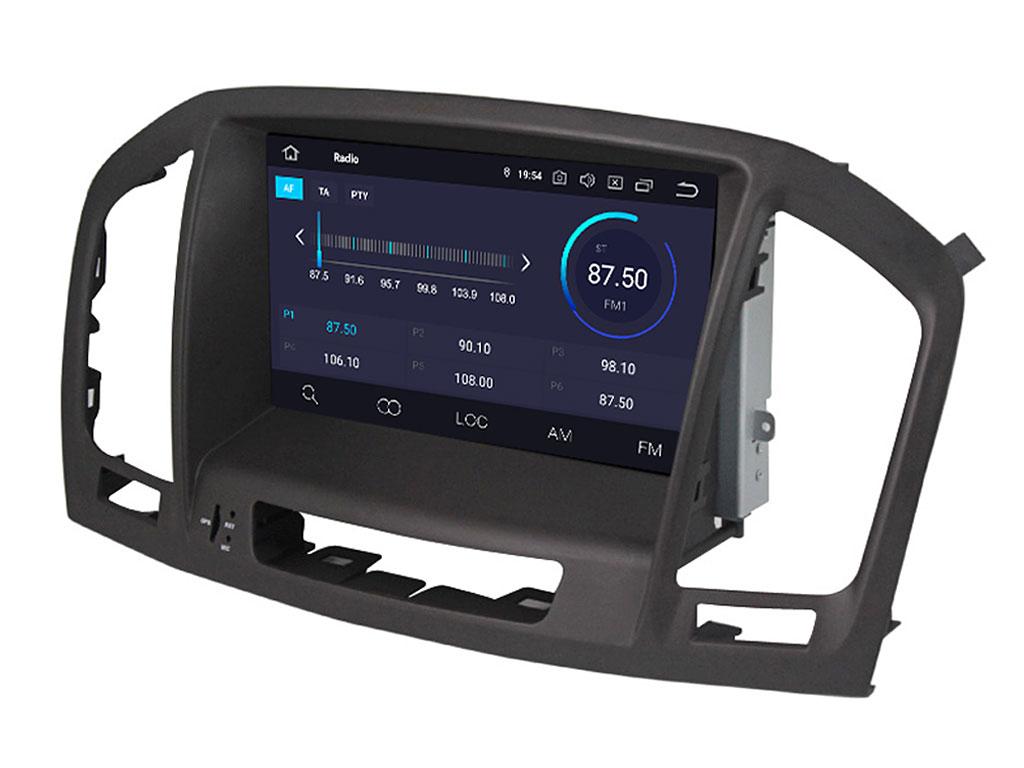 Навигация двоен дин за OPEL INSIGNIA (09-13) с Android 9.0 O8370H GPS, WiFi,DVD, 8 инча