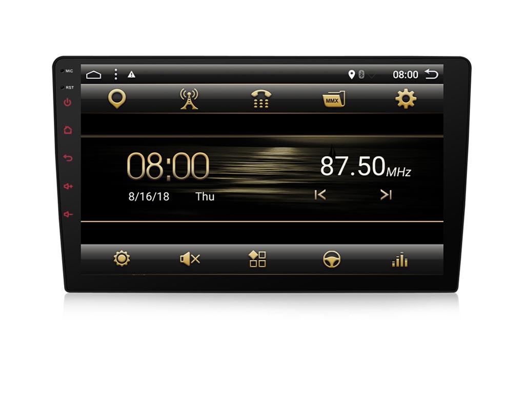 Навигация двоен дин за VW TIGUAN с Android 7.1.1 5215H  GPS,WIFI 9 инча
