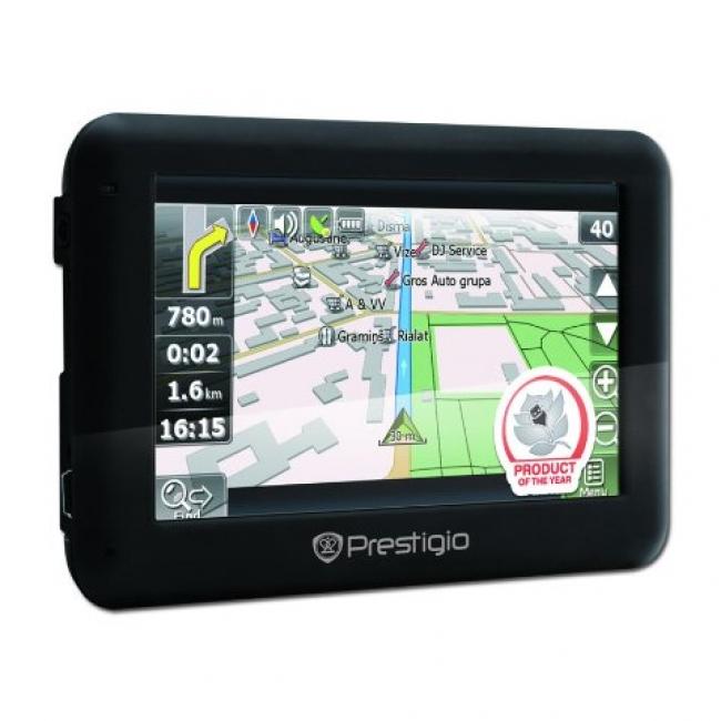 GPS навигация Prestigio GEOVISION 4050