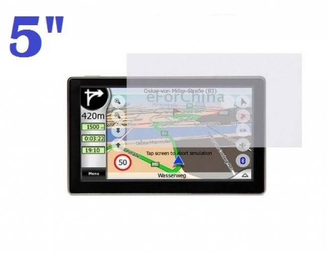 Протектор за GPS навигация 5 инча