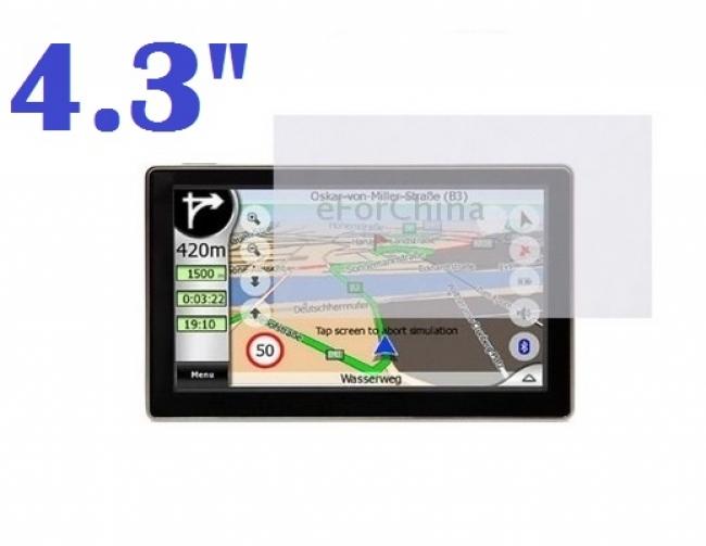 Протектор за GPS навигация 4.3 инча