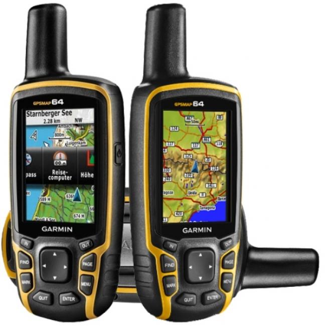 GARMIN GPSMAP 64 OFRM Lifetime