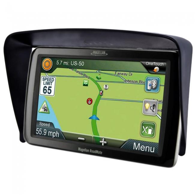 Нов модел сенник за 7 инчова GPS навигация